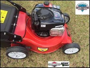 "Briggs & Stratton 18"" Mulch or Catch Lawn Mower BS625E Bulimba Brisbane South East Preview"