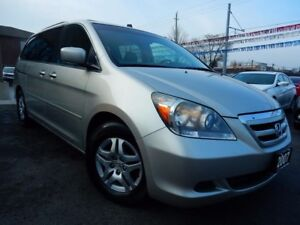 2007 Honda Odyssey EX-L | LEATHER.ROOF | POWER DOORS | SUPER CLE