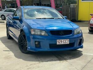 2009 Holden Ute VE MY09.5 SV6 Blue 5 Speed Sports Automatic Utility South Toowoomba Toowoomba City Preview