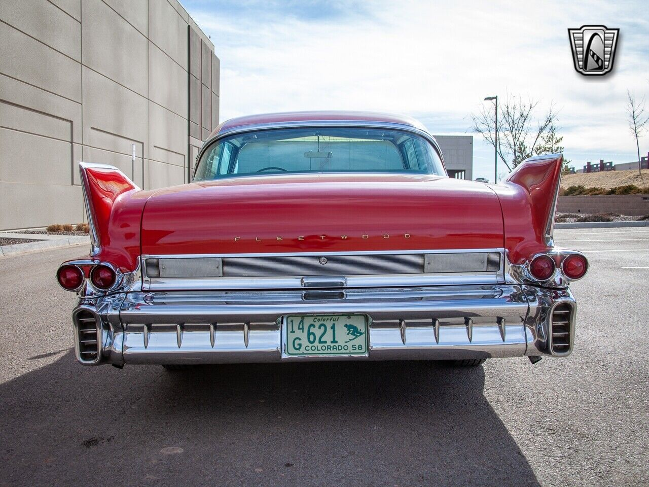 Dakota  1958 Cadillac Fleetwood  365 4 speed Automatic Available Now!