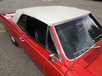 Miniature 8 Voiture Américaine de collection Pontiac GTO 1966