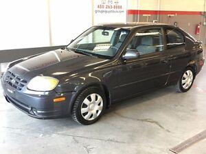 2006 Hyundai Accent GS TEL QUEL