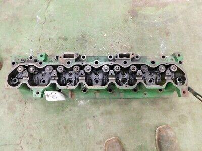John Deere 4020 Diesel Tractor Engine Engine Head Valve Part R34850r Tag 900