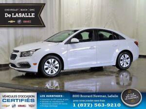 2015 Chevrolet Cruze 1LT One Owner, Mint Condition..!