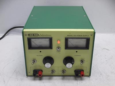 Bio Rad Laboratories Model 500 Electrophoresis Power Supply Voltage Polarity