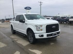 2016 Ford F-150 XLT Sport | 4X4 | Accident Free | Tonneau Cover