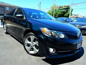 2012 Toyota Camry SE V6 | NAVI.CAMERA | LEATHER.ROOF | ONE OWNER