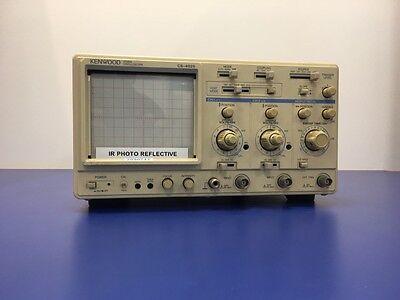 Kenwood 20Mhz Oscilloscope - CS-402S