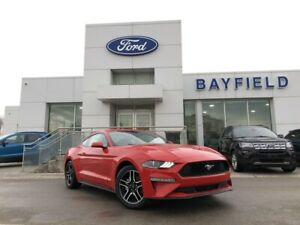 2019 Ford Mustang EcoBoost SYNC VOICE ACTIVATED SYSTEM|LED HE...