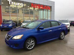 2015 Nissan Sentra SR W/  NEW TIRES EXCELLENT CONDITION