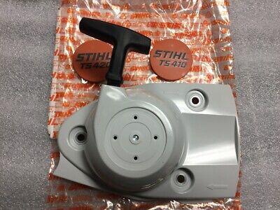 Stihl Ts420 Ts410 Recoil Starter Pull Start Assembly 4238-190-0303 New Oem