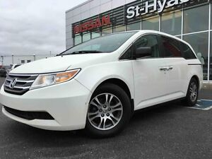 2013 Honda Odyssey EX CAMÉRA DE RECUL 8 PASSAGERS JAMAIS ACCIDEN