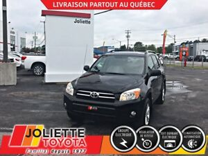 2007 Toyota RAV4 Limited / TOIT OUVRANT / GROUPE ELECTRIQUE / MA