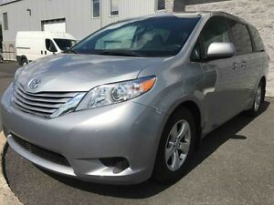 2016 Toyota Sienna LE BLUETOOTH SIEGES CHAUFFANT CAMERA DE RECUL