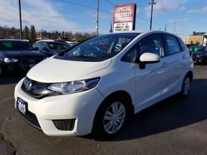 2015 Honda Fit LX CLEAN CAR PROOF !! ACCIDENT FREE !!  ONE OW...