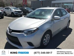 2015 Toyota Corolla CE Auto..Air..Power Group..New Tires..Blu...