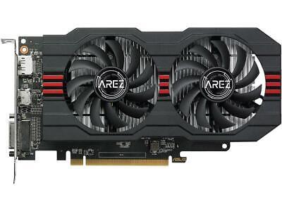 ASUS AREZ RX 560 O2G OC Edition GDDR5 DP HDMI DVI AMD Graphics Card (AREZ-RX560-