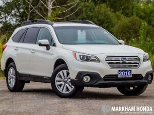 2016 Subaru Outback 2.5i Touring at - 1OWNER|BACKUP CAM|HEATED S