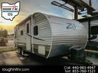 2013 CrossRoads RV Z1 Base