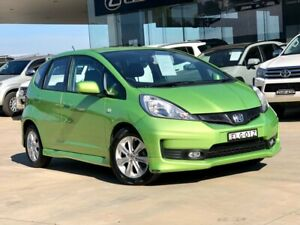 2012 Honda Jazz GE MY12 VTi 5 Speed Automatic Hatchback Somersby Gosford Area Preview