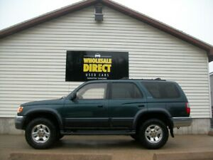 1997 Toyota 4Runner V6 4WD TOYOTA, LOADED with FEATURES!!! THIS