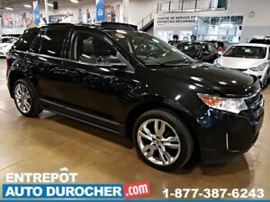 2013 Ford Edge Limited - Automatique - NAVIGATION - TOIT OUVRANT