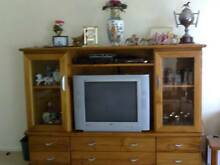 ENTERTAINMENT UNIT solid timber Oxenford Gold Coast North Preview