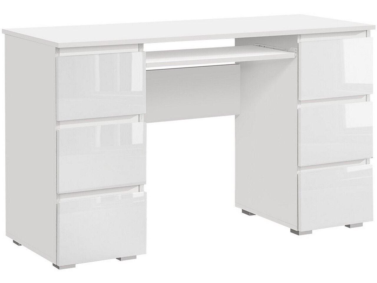 schreibtisch computertisch b rotisch mit b cherregal. Black Bedroom Furniture Sets. Home Design Ideas