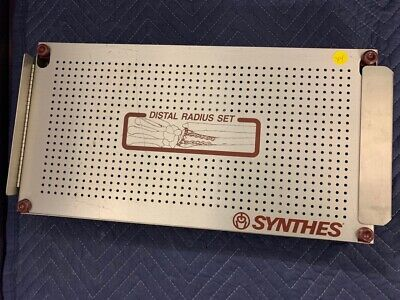 Synthes Distal Radius Set Orthopedic Surgical