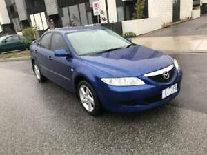 automatic 2004 mazda 6 with 12 months rego and RWC