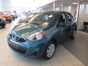 2017 Nissan Micra S MANUELLE MANUAL  NEVER BEEN ACCIDENTED