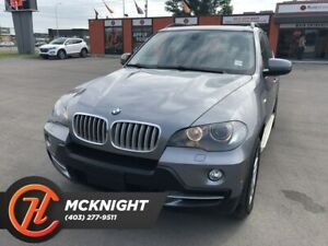 2008 BMW X5 4.8i / Leather / Sunroof / Back up cam