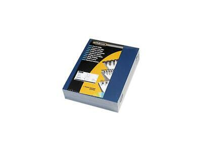 52098 Fellowes Linen Texture Presentation Binding System Covers, 11 x 8-1/2, Nav (Linen Texture Presentation Covers)