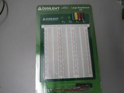 Digilent Breadboard Solderless Breadboard Kit 340-002-1