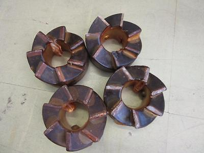 Lot 4 New Face Mills 3 Cutters D8. 3518 X 1.5