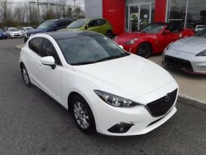 2014 Mazda Mazda3 GS-SKY VERY LOW MILEAGES!!!!