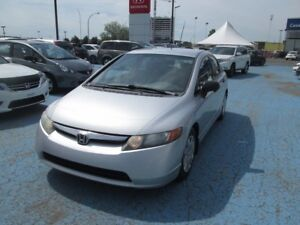 2008 Honda Civic DX-A