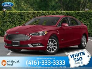 2018 Ford Fusion Energi 4DR SDN FWD
