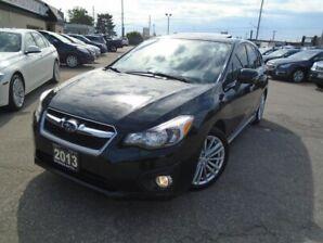 2013 Subaru Impreza 5dr HB/Limited Pkg NAVIGATION LEATHER NO ACCIDENT