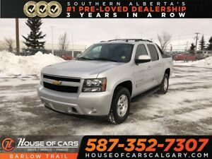 2012 Chevrolet Avalanche 1500 LT/ Back up Camera / Bluetooth
