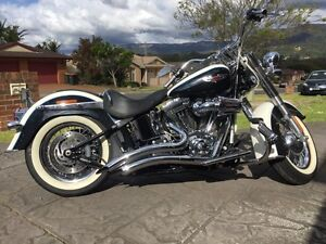 Harley Davidson Softail Deluxe 2012 -low km's Horsley Wollongong Area Preview
