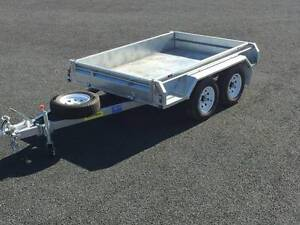 DUAL AXLE BOX TRAILERS -  10x5 Picton Bunbury Area Preview