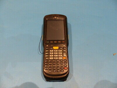 Motorola Mc9596 Wireless Mobile Pocket Pc Barcode Scanner