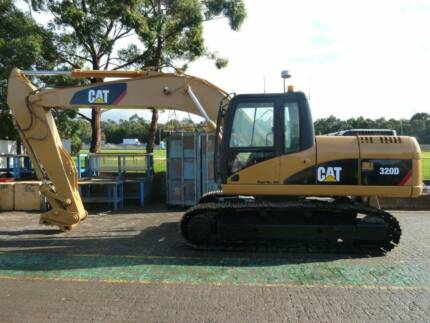 CAT Caterpillar 320D Hydraulic Excavator Sydney City Inner Sydney Preview