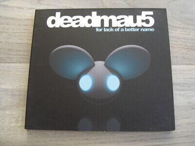 electro house CD tech DEADMAU5 For Lack Of A Better Name *MIXED VERSION* (Best Dubstep House Music)