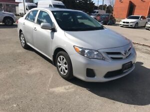 2013 Toyota Corolla AUTO,S/R,H/SEATS,SAFETY+3 YEARS  WARRANTY IN