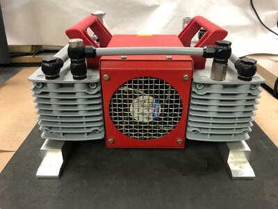 Pfeiffer Vacuum Pump Mvp055-3 Works Well