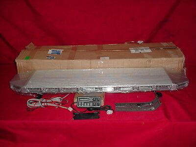 911 Signal Usa F5100-s Full Size Led Light Bar Wbr990 Control F5100s 2