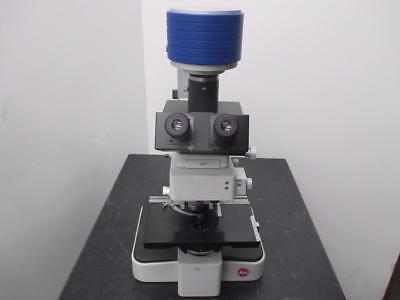 Leitz Wetzlar Orthoplan Universal Largefield Research Microscope