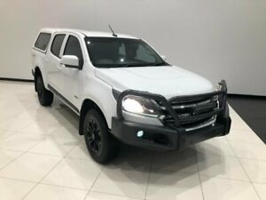 2016 Holden Colorado RG MY16 LS Crew Cab White 6 Speed Sports Automatic Utility Macksville Nambucca Area Preview